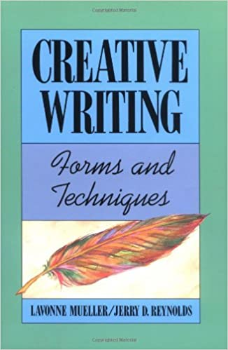 Different forms of creative writing