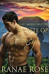 A Taste of Honey (Half Moon Shifters Book 3) (English Edition)