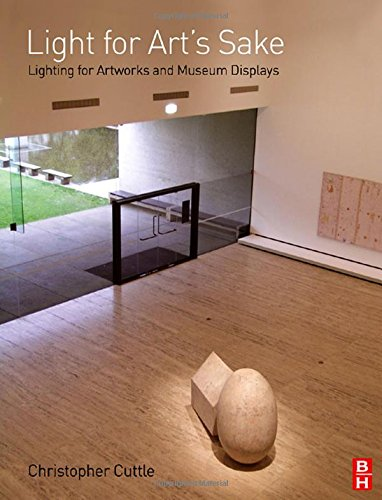 Light for Art's Sake. Lighting for Artworks and Museum Displays (Academic Press)