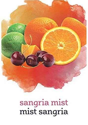 Home Brew Ohio Mist Wine Labels (Sangria Mist)