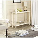 Safavieh AMH5735B American Homes Collection Bela Console Table, White Review