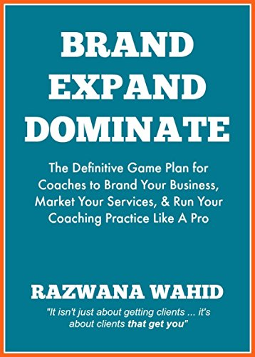 Amazon com: Brand Expand Dominate: The Definitive Game Plan