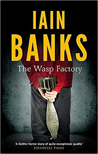 Image result for the wasp factory by iain banks