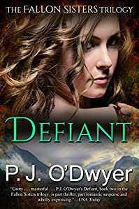 Defiant by P. J. O'Dwyer ebook deal