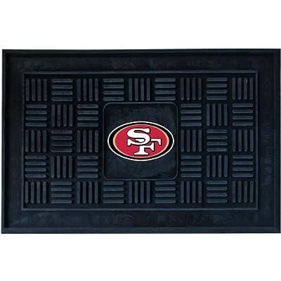Fanmats San Francisco 49ers Medallion Door Mat
