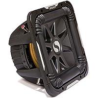 Kicker S10L7 Car Audio Solobaric L7 Square 10 Sub Dual 2 Ohm 1200W 11S10L72 Subwoofer L7S10