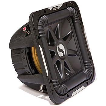 Amazon.com: Kicker 11S12L72 12-Inch 1500W 2 Ohm Car
