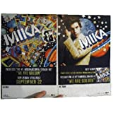 Mika Poster The Boy Who Knew Too Much