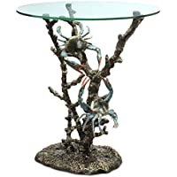 Crabs and Coral End Table