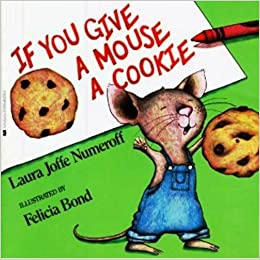 If You Give A Mouse A Cookie Straw