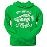 Christmas Vacation - Griswold Family Christmas Green Pullover Hoodie
