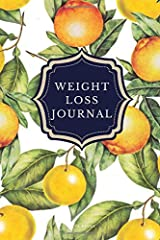 Weight Loss Tracker and Journal: Food & Fitness Journal |  Meal Planner + Exercise Journal for Weight Loss & Diet Plans Paperback
