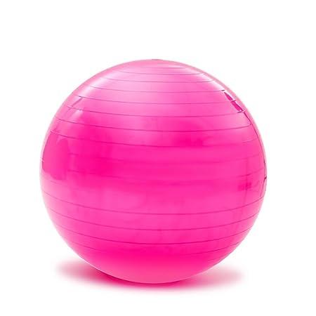 XGYUII 95 cm Bola de Ejercicio de Yoga Anti ráfaga Estabilidad ...