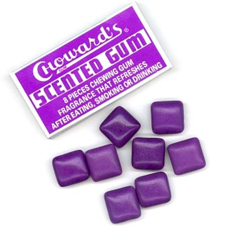 Choward Scented Gum (Pack of 24) ()