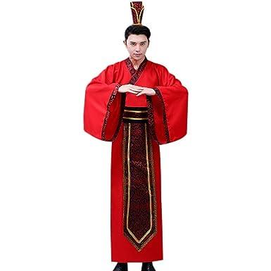 Amazon.com: KINDOYO Disfraz tradicional antiguo – Disfraz de ...