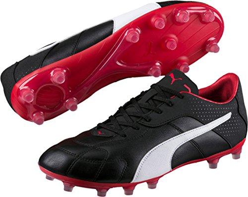 blanc pour FG noir hommes homme ferme crampons au rouge pour sol de Puma football Chaussures C Esito BwvZP6xqnR