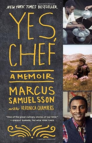 book cover of Yes, Chef
