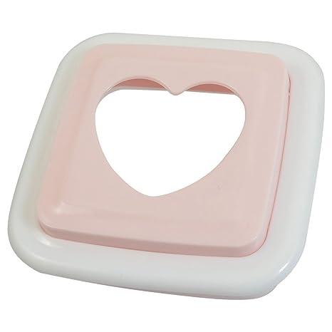 TOOGOO(R) DIY Herramienta Cortador del molde fabricante Tostadora de pan sandwich forma del
