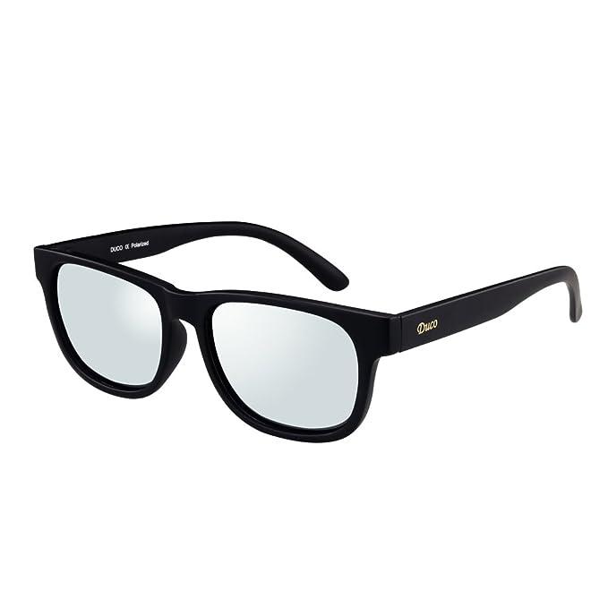 Duco retro Classic caminante gafas de sol TR90 polarizadas ...