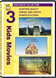 3 Kids Movies: Sleeping Beauty / Hansel and Gretel / Rumpelstiltskin (MGM Movie Collection)
