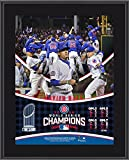 "Javier Baez Chicago Cubs 2016 MLB World Series Champions 10.5"" x 13"" Sublimated Plaque - Fanatics Authentic Certified"