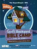 God's Backyard Bible Camp-Under the Stars SuperSimple VBS Kit, Standard Publishing Staff, 0784737371