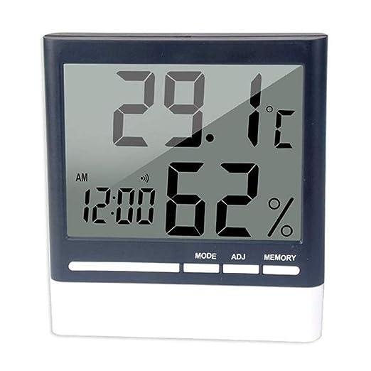 YWSZJ Sala de termómetro Digital termómetro Nevera Congelador ...