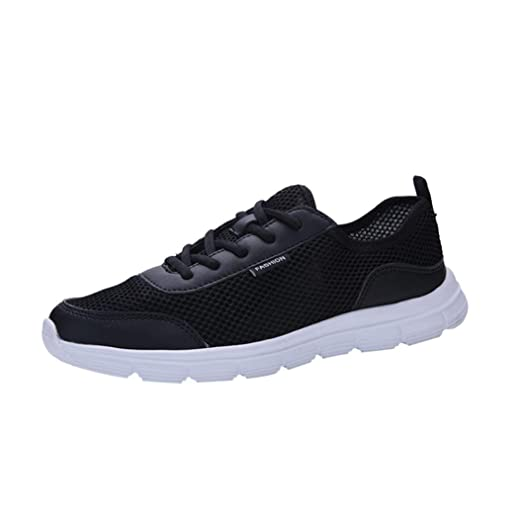 479e89b279eb5 Clearance Sale Mens Couple Running Shoes Casual Breathable Mesh Walking Athletic  Sneakers US 6-10.5