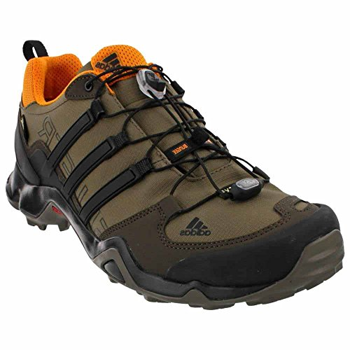 Adidas Terrex Swift R Gtx W Branch / Black / Umber Women's  Hiking Shoes - 8 D(M) US