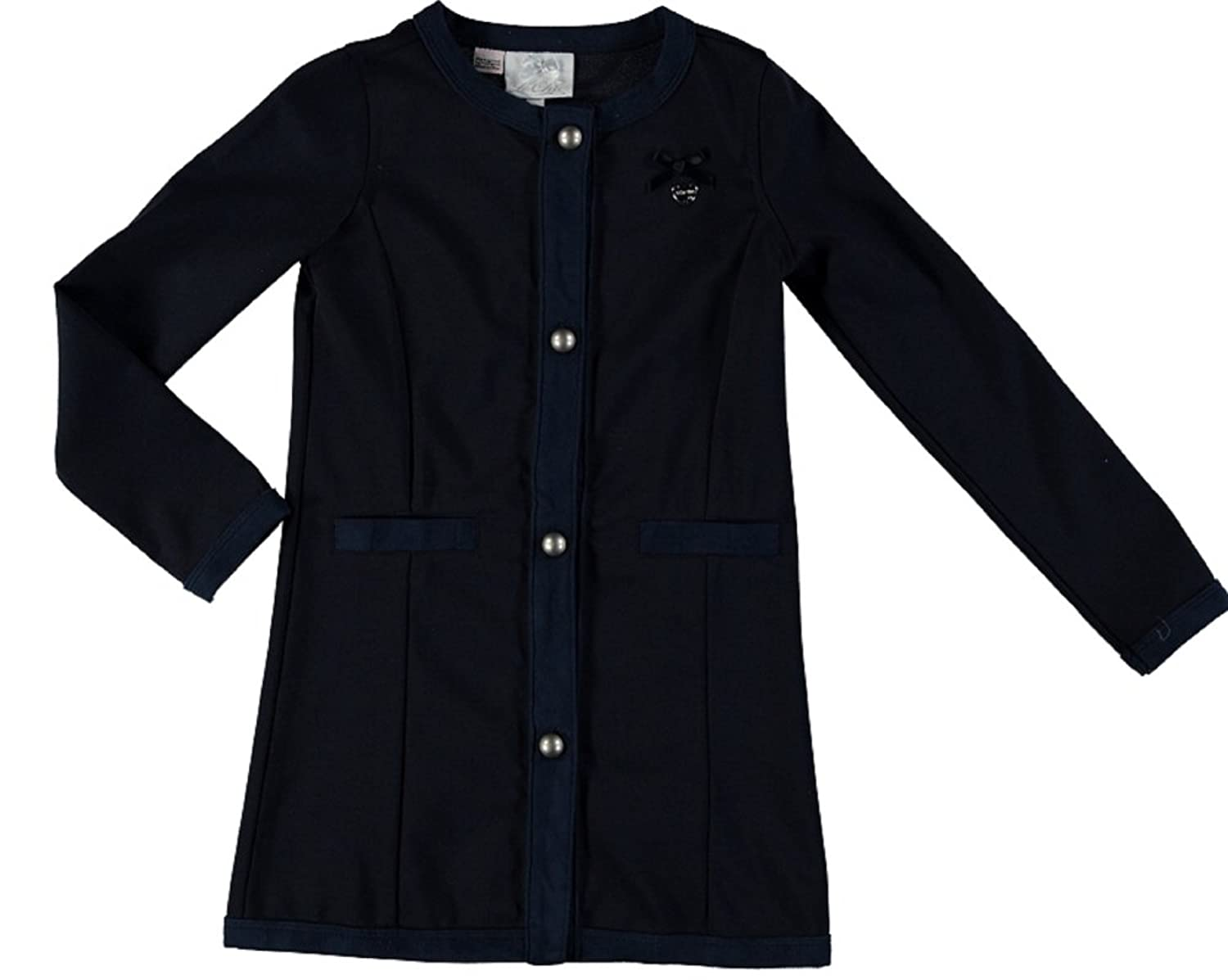 Le Chic Jacke/ Mantel in blue navy