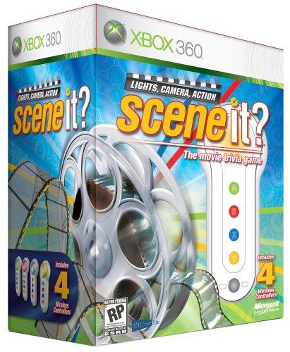 Kikizo | xbox 360 review: scene it? Lights, camera, action.