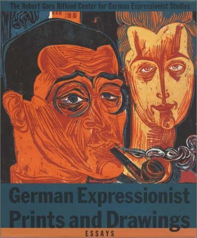 German Expressionist Prints and Drawings: v. 1 by Bruce Davis (1989-12-07) (German Expressionist Prints)