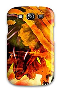 ElsieJM JXVxdRE6513iKmik Case For Galaxy S3 With Nice Narutos And Backgrounds Appearance