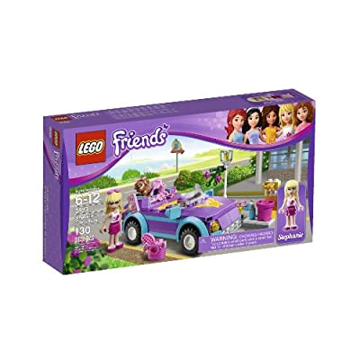 LEGO Friends Stephanie's Cool Convertible 3183: Toys & Games