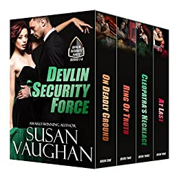 Devlin Security Force Boxed Set by [Vaughan, Susan]