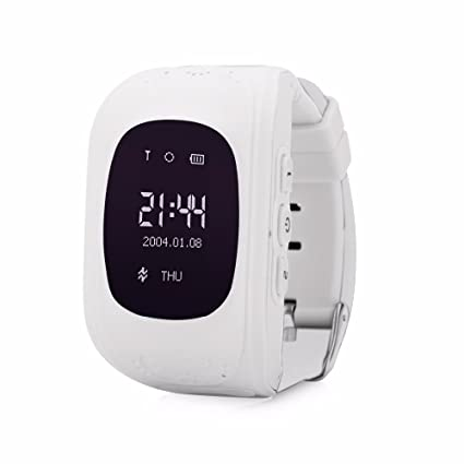 Amazon.com: 2017 Smart Kid Safe GPS/GSM reloj reloj de ...