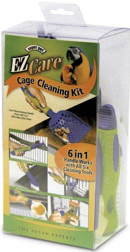 super-pet-ez-care-cage-6-piece-cleaning-kit-pet-bird