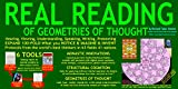 img - for REAL READING OF GEOMETRIES OF THOUGHT--Input of Point Configurations, Fusing Inputs into Models, Output Regularized Easy to Apply Fractals: Thought Tools Made more Computational-Biologic-Cultural book / textbook / text book