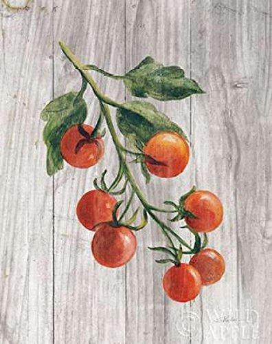 22 x 28 Market Vegetables IV Poster Print by Silvia Vassileva