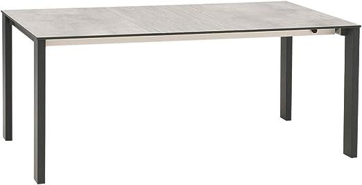 OUTLIV. Xpand - Mesa de jardín Extensible (180/240 x 100 cm ...