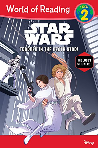 World Of Reading Star Wars Trapped In The Death Star   Level 2