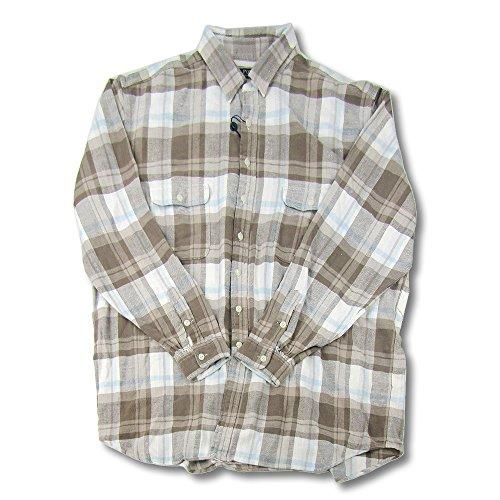 Polo Ralph Lauren Men's Big & Tall Plaid Western Shirt (Brown, - Ralph Western Lauren