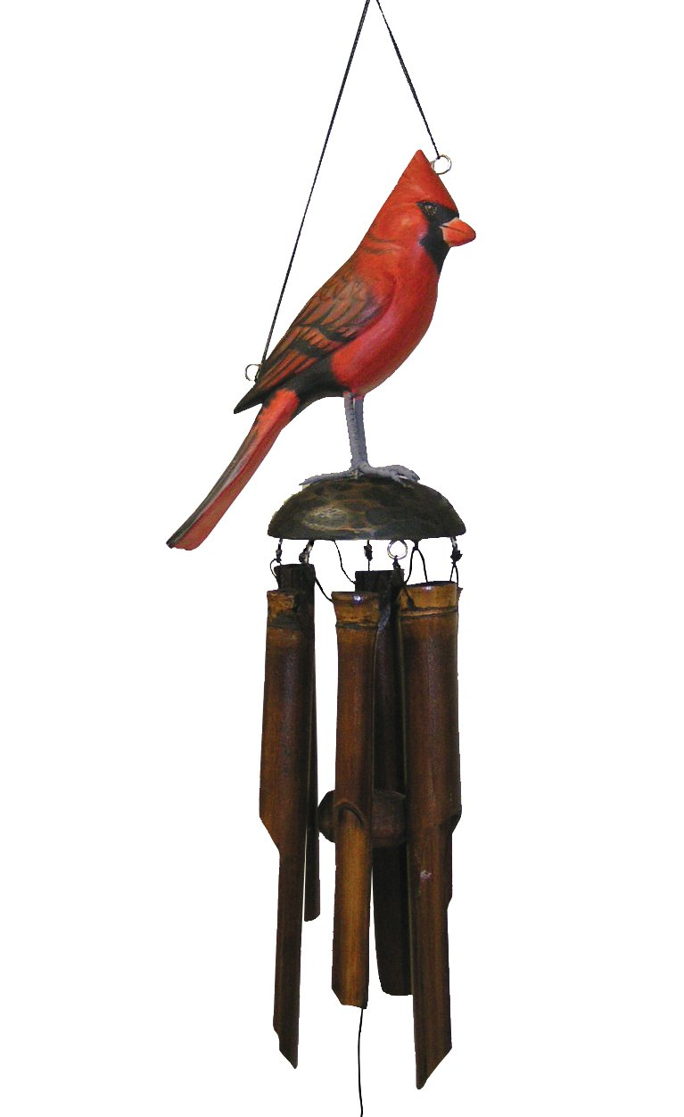 Cohasset 175CA Cardinal Wind Chime