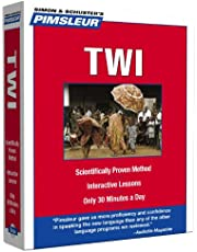 Pimsleur Twi Level 1 CD: Learn to Speak and Understand Twi with Pimsleur Language Programs (Volume 1)