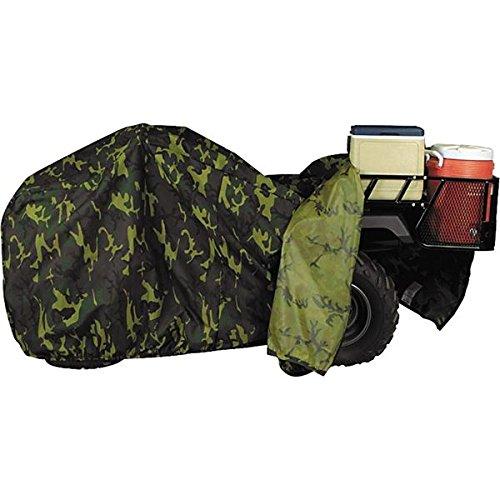 Green Camo Dowco Guardian EZ Zip ATV (Dowco Guardian Ez Zip Covers)