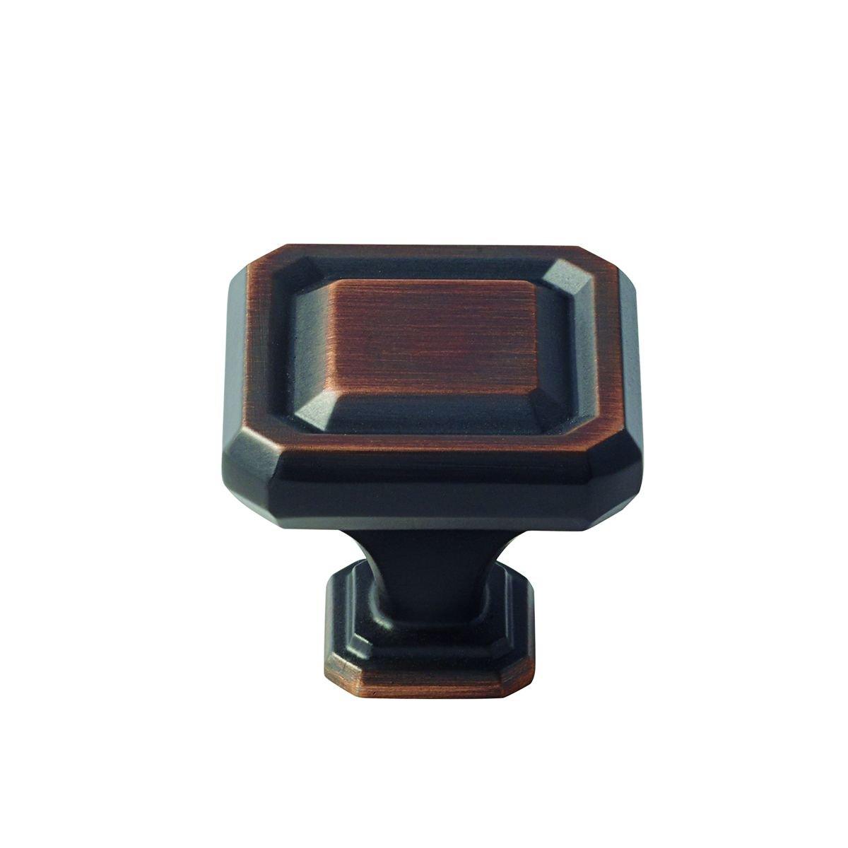 Amerock Bp36547-Orb Knob Wells 1-1/2in Oil Rubbed Bronze