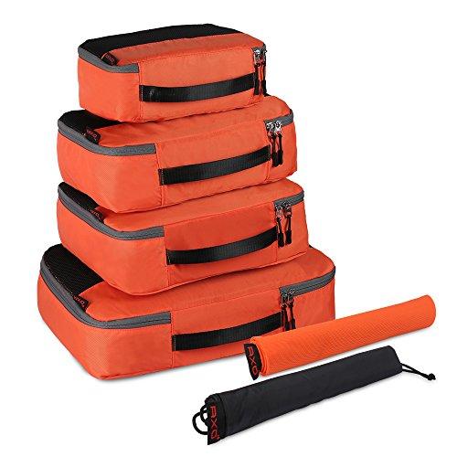 4 Piece Luggage Set Bag - 1