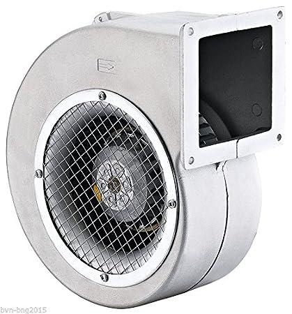 bdras aluminio Radial Ventilador Turbo Ventilador radial Radial Centrífugo bdras 160 – 60 600 M³/