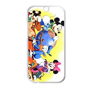 EROYI Tiger & Pooh Design Best Seller High Quality Phone Case For HTC M8