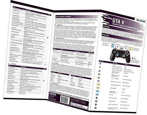 GTA 5 - Cheats, Tipps und Tricks auf einen Blick!: Für PlayStation 3 und PlayStation 4 (Wo&Wie / Die schnelle Hilfe)